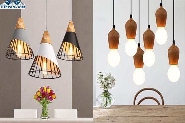 Đèn trang trí được tạo ra từ ý tưởng DIY