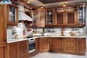 Mẫu tủ bếp sang trọng - hiện đại - đẹp nhất hiện nay