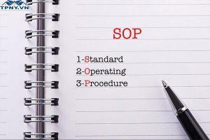 SOP là gì? Quy trình vận hành đúng chuẩn SOP ra sao?