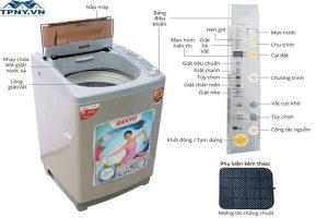 Sửa máy giặt sanyo tại nhà đơn giản, nhanh chóng