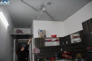 Nhà bị thấm dột nguyên nhân do đâu? Có thể khắc phục bằng cách nào?