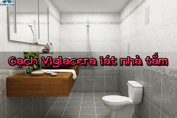 Gạch viglacera lát phòng tắm